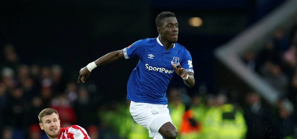 Idrissa Gueye fit to face Manchester City, Everton fans react