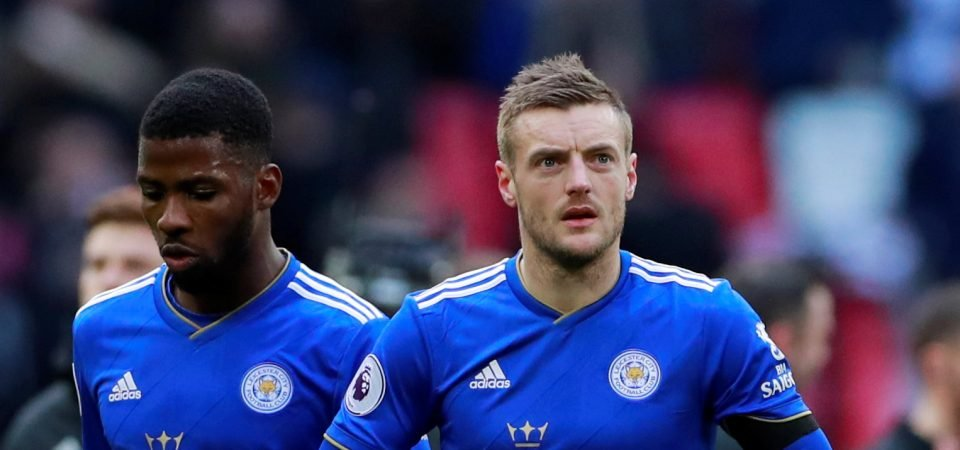 Mark Lawrenson pinpoints the Leicester man who will cause Palace problems