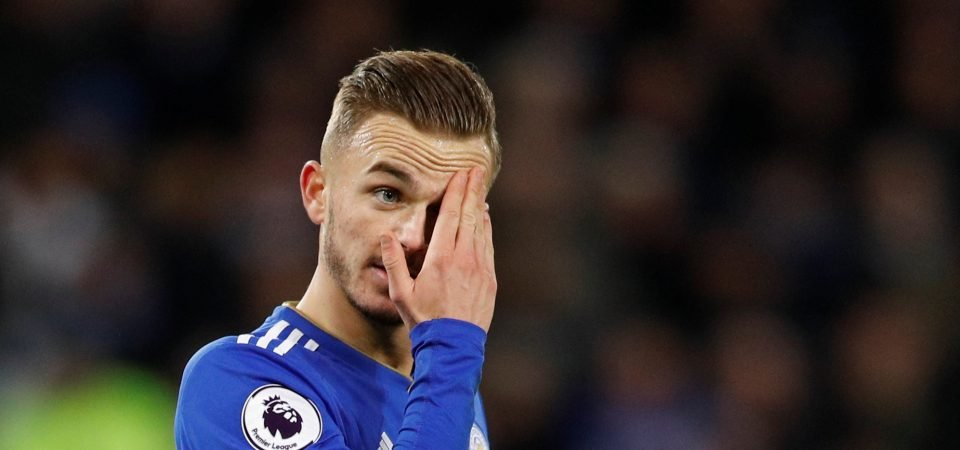 Mauricio Pochettino must test how good James Maddison really is on Sunday