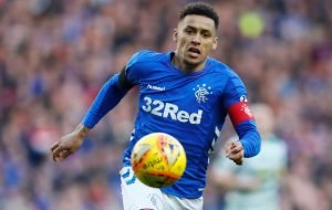 Rangers fans react as James Tavernier is linked with Newcastle