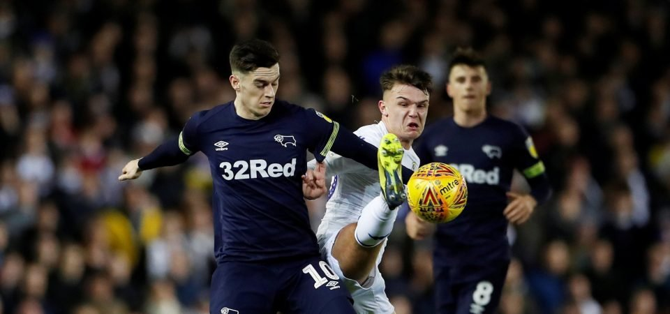 Both Jamie Shackleton and Luke Ayling in Leeds lineup to play Boro, fans react
