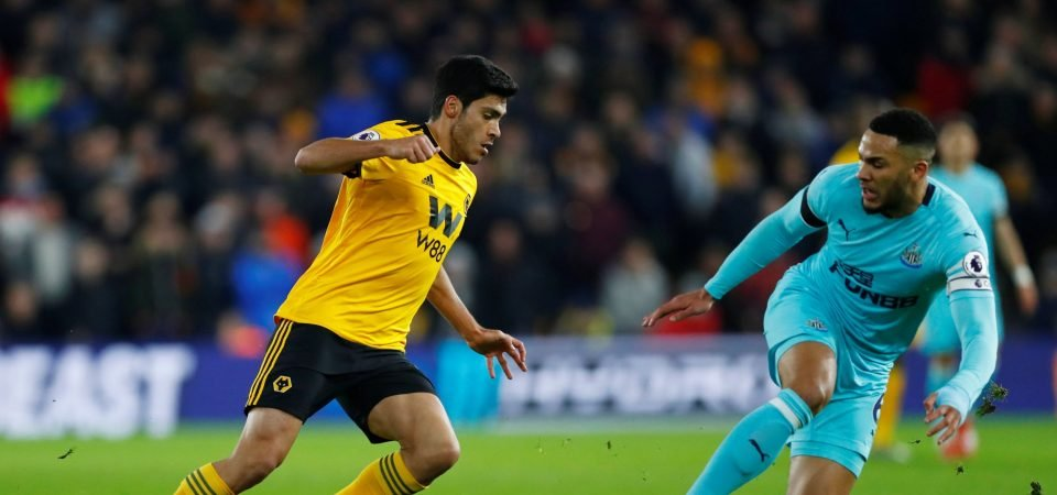 Raul Jimenez failed to deliver against Newcastle, but he is still Wolves' focal point
