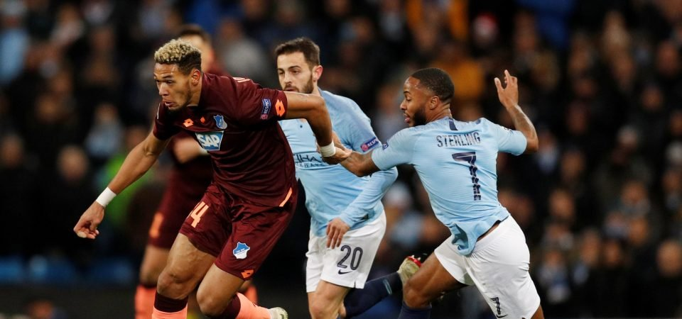 Newcastle eyeing record-breaking summer move for Joelinton
