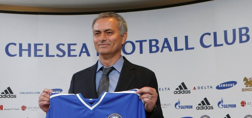 Chelsea's transfer ban a blessing in disguise, says Jose Mourinho