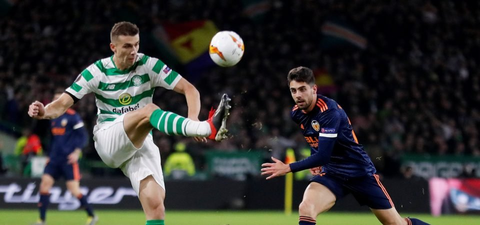 Celtic fans stunned by Simunovic turnaround