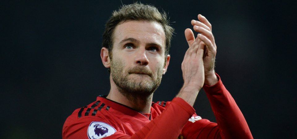 Manchester United: Red Devils should not renew Mata contract