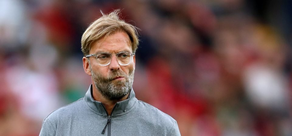 Liverpool boss Jurgen Klopp set to ask for defensive reinforcements in the summer