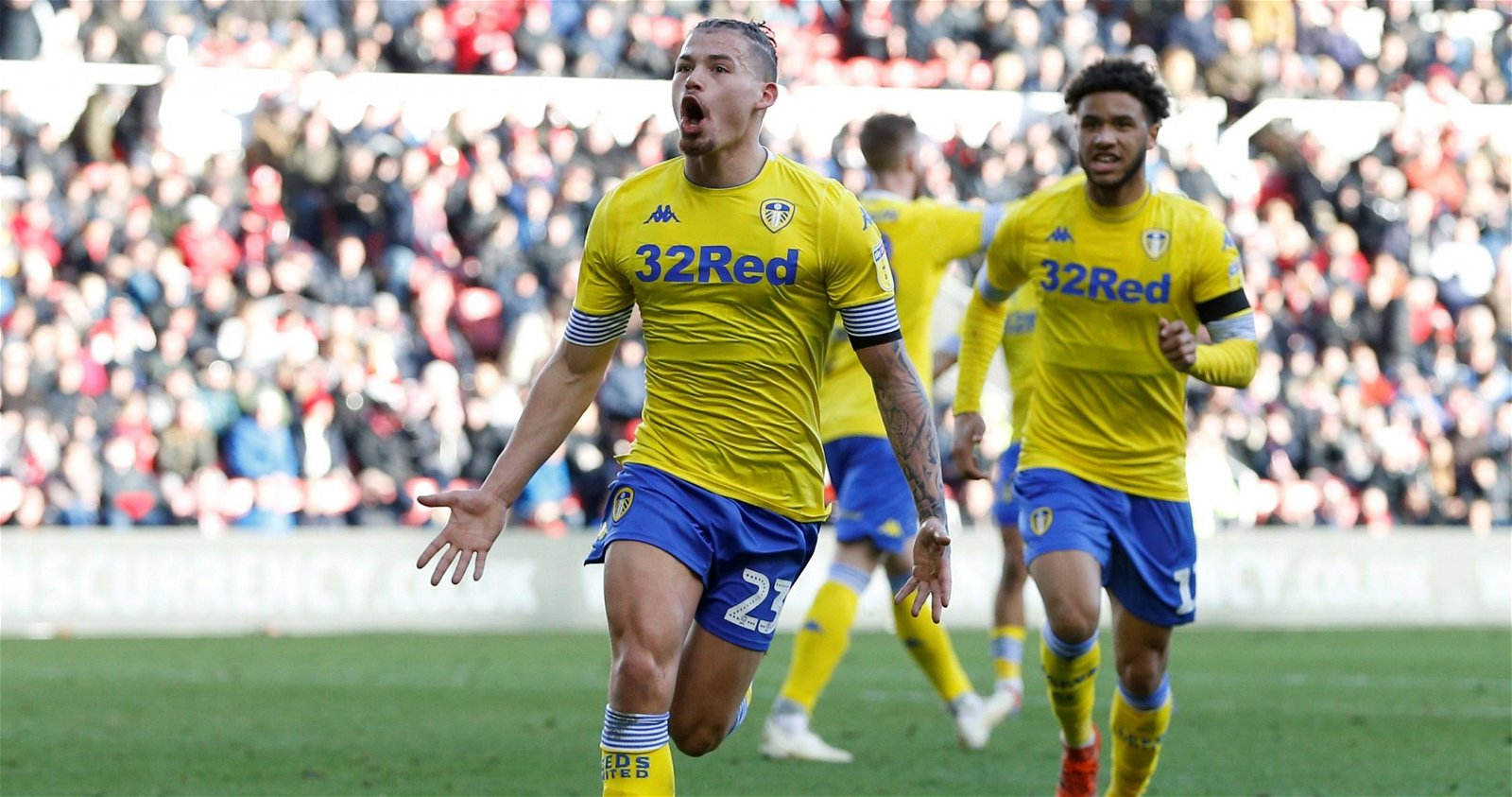 Kalvin Phillips Middlesbrough vs Leeds United e1555435891246 - The first thing Leeds should do if Marcelo Bielsa leaves is sell 23 y/o star - opinion
