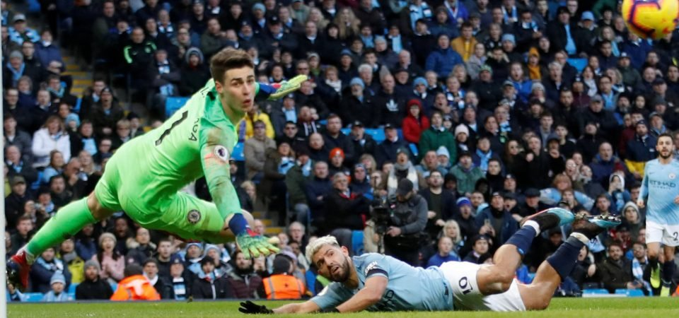 Chelsea fans react to Kepa's display against Manchester City