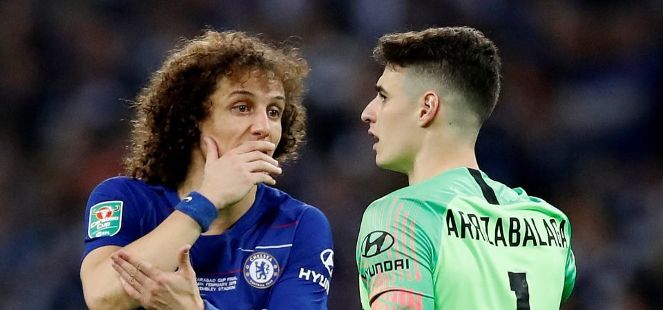 Kepa should never play for Chelsea again after Carabao Cup disgrace