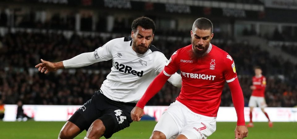 Quick Read: O'Neill should bring Grabban back into the fold at Forest