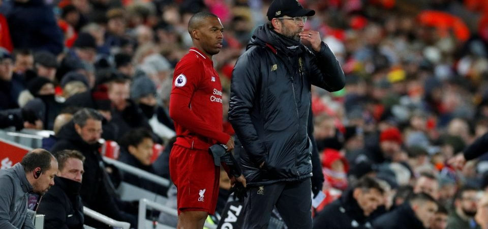 Jurgen Klopp ready to let Daniel Sturridge go, and it's been a long time coming
