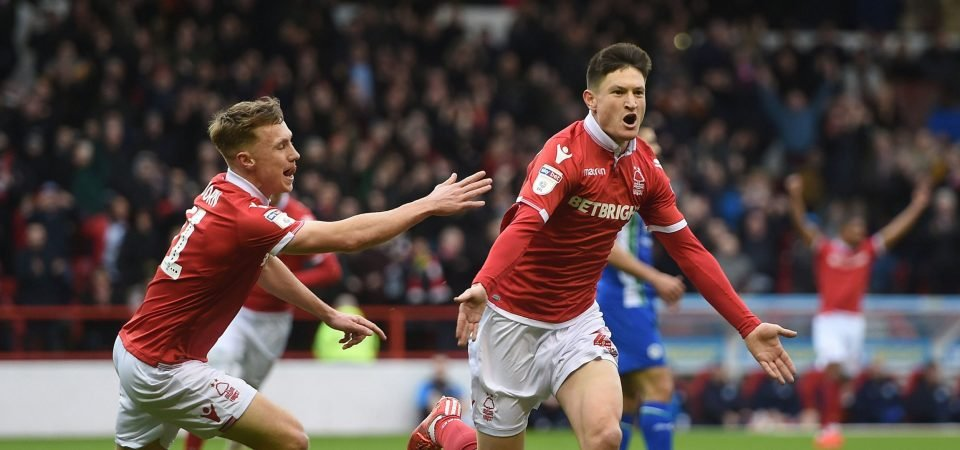 Nottingham Forest fans react as Joe Lolley signs a new long-term contract