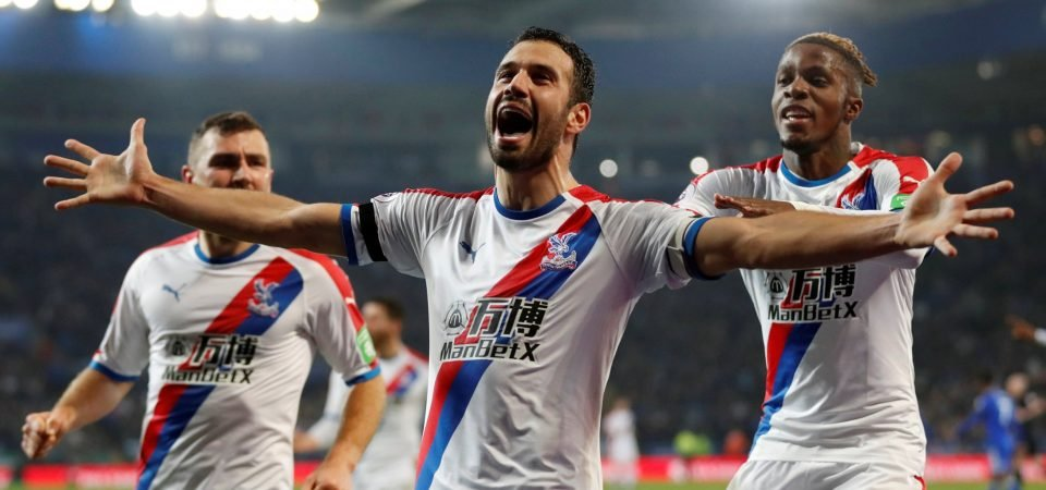 Luka Milivojevic sends clear message to Steve Parish and the Palace board