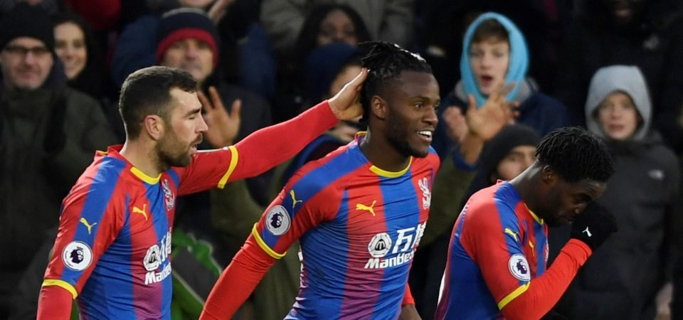 How did Crystal Palace get Batshuayi over Spurs and Everton?