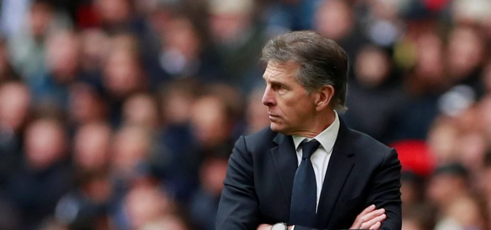Leicester fans wrong about Claude Puel: Under-fire boss is carrying out unenviable task