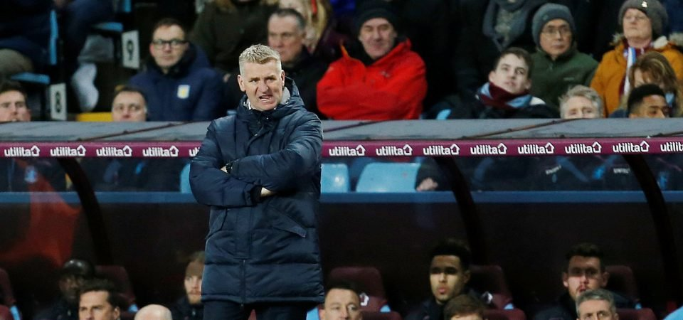 Spink calls on Villa to show patience to turn form around