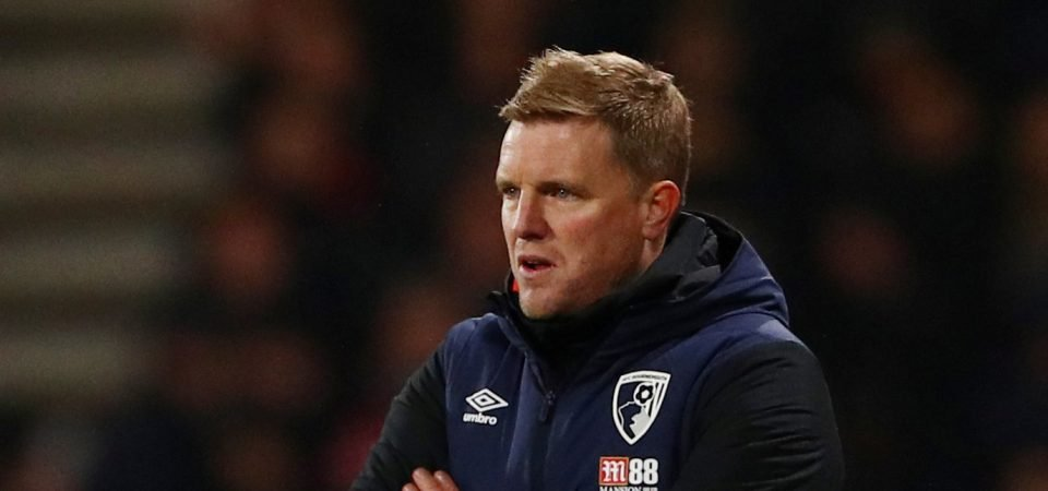 Back off! Eddie Howe sends a message to the top-six