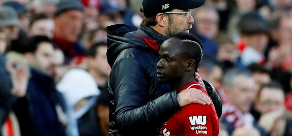Between The Lines: Klopp praises Mane but wants more