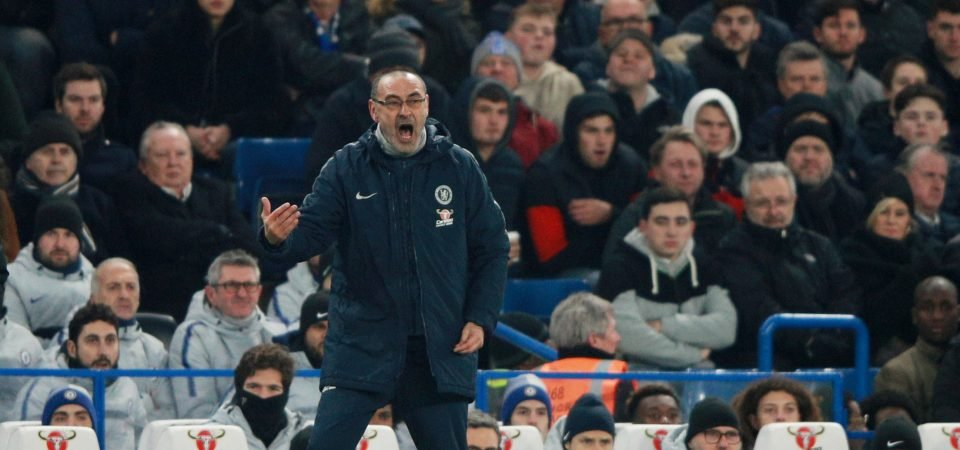 Chelsea fans want Maurizio Sarri out after being humiliated by Manchester City