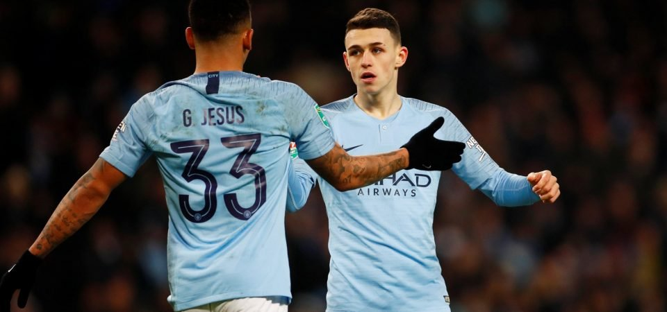 Newcastle fans react to report club tried to sign Phil Foden