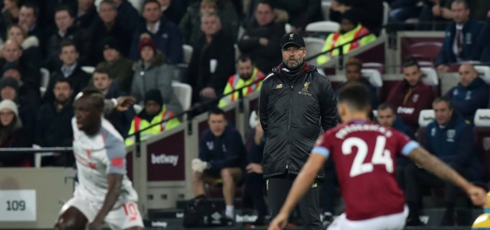 West Ham fans react as controversial linesman is dropped from weekend's fixtures