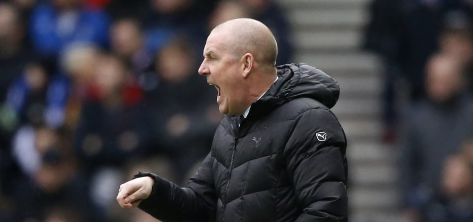 Rangers fans react to Mark Warburton's controversial comments