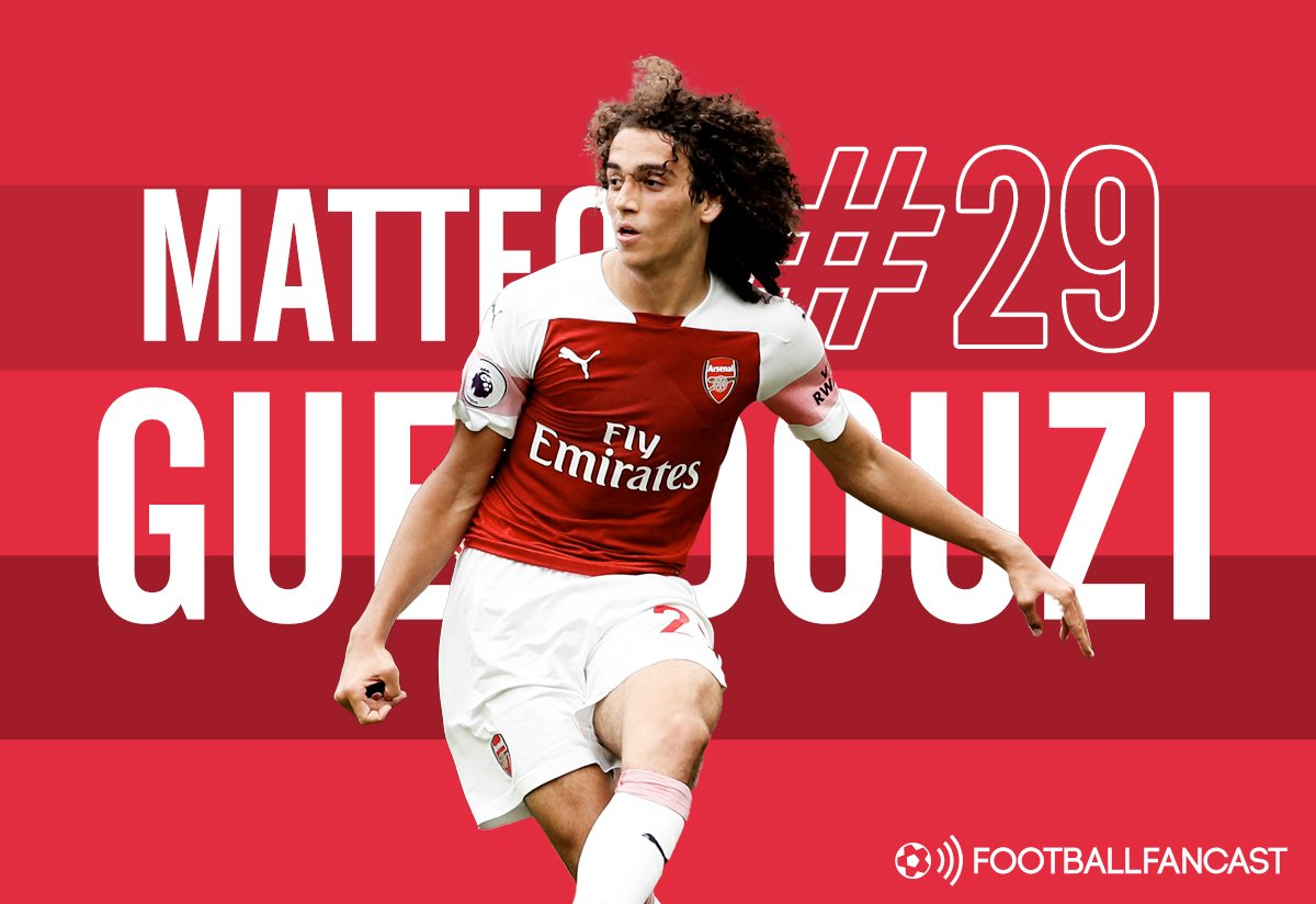 Matteo Guendouzi is proof that Unai Emery's vision for Arsenal is worth persisting with