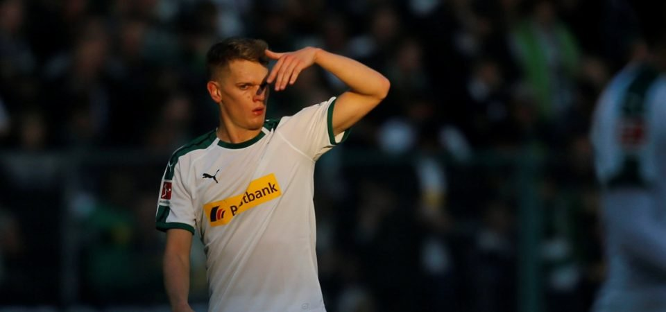 Tottenham scout Ginter ahead of potential summer move