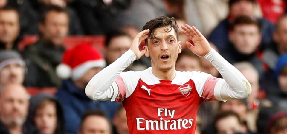 What if... Arsenal hadn't handed Mesut Ozil his new contract?