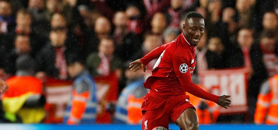 Keita primed for breakout run after well-rounded display vs Bayern Munich