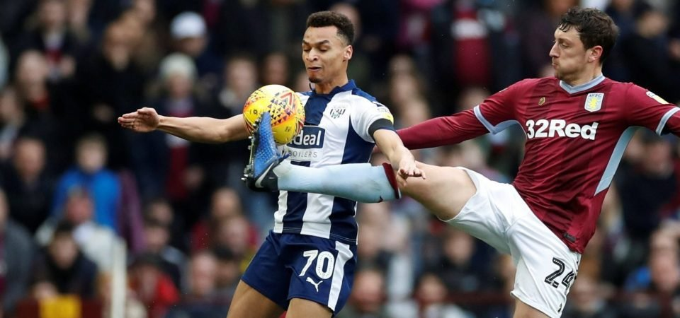 Newcastle fans react as Jacob Murphy scores again during West Brom loan spell