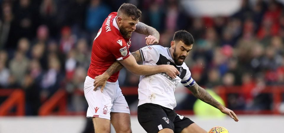 Garry Birtles is wrong to think Daryl Murphy can be a big player for Nottingham Forest