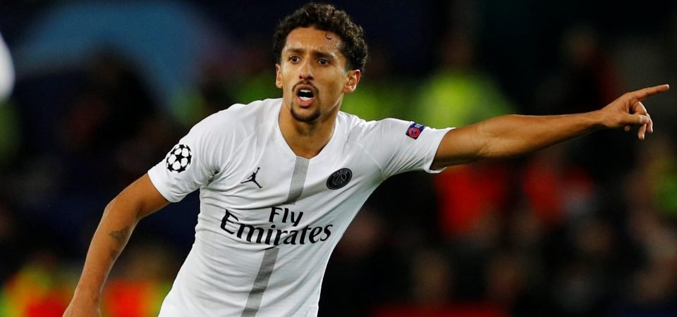 Liverpool fans would love to see PSG star Marquinhos at Anfield