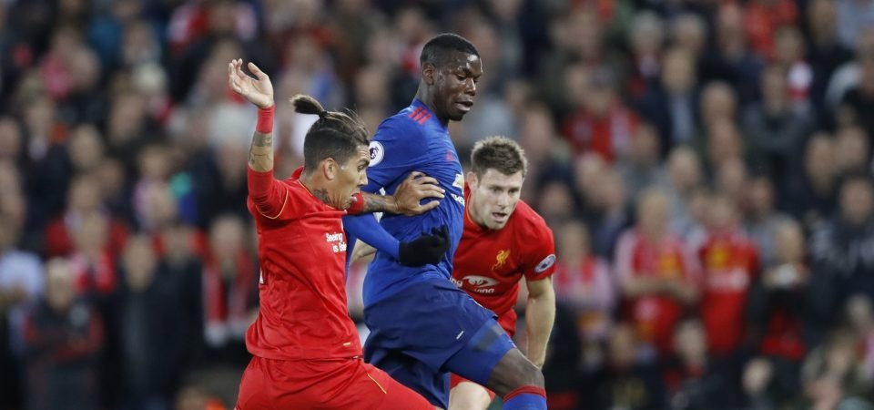 Suggested Solutions: How Liverpool can stop Paul Pogba