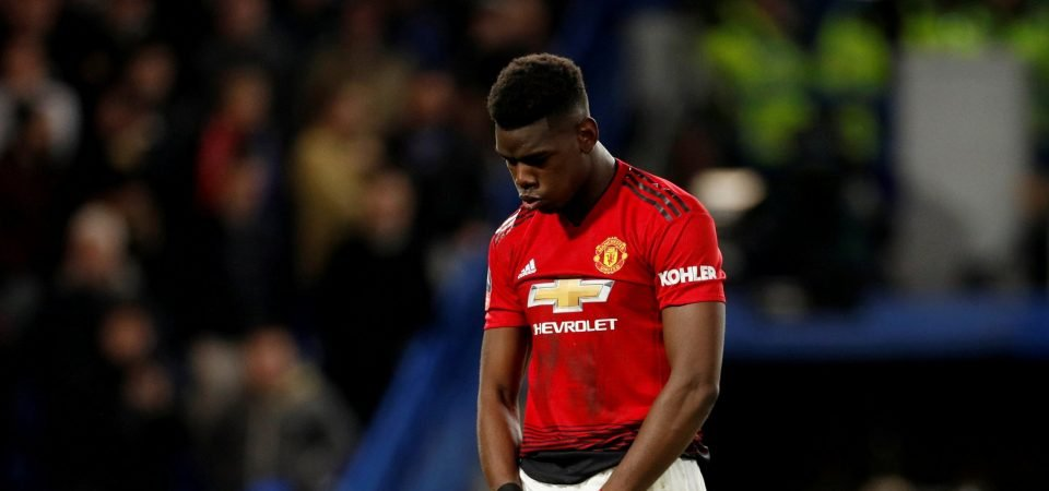 Manchester United star Paul Pogba hailed by Ole Gunnar Solskjaer after Chelsea display