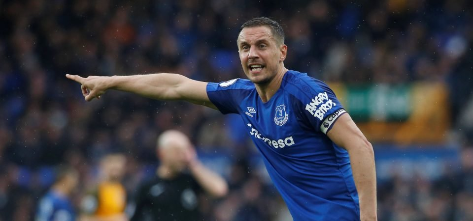 What is Phil Jagielka's Everton legacy?