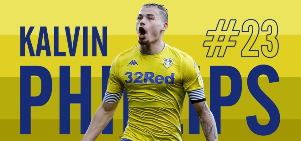 Player Zone: Leeds ace Kalvin Phillips is proving himself to be exactly what Everton need
