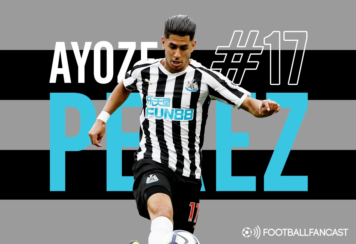 Player Zone: It could be now or never for Ayoze Perez after Miguel Almiron's arrival