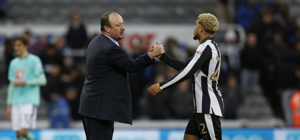 Newcastle fans think Benitez could finally quit this summer