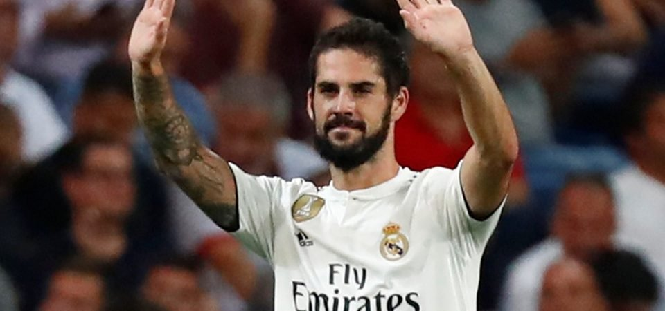 Manchester City will be relieved they didn't sign Isco in 2018