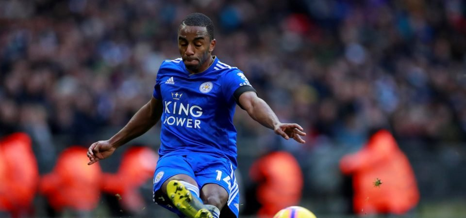 Leicester fans slam Ricardo Pereira after another mistake costs them points