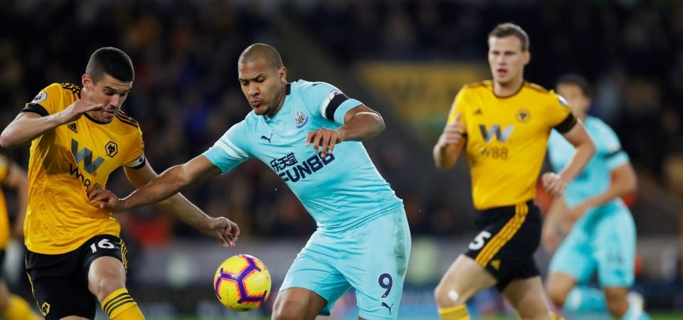 Newcastle have the upper hand after West Brom name Rondon price