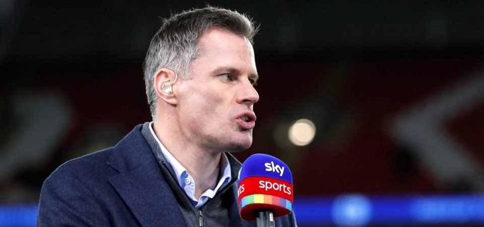 Liverpool legend Jamie Carragher gets involved in Twitter argument with Bobby Duncan's agent