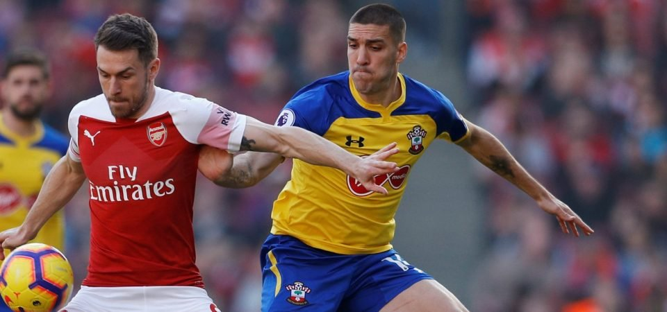 Oriol Romeu disappoints in latest Southampton loss, shouldn't start against Fulham