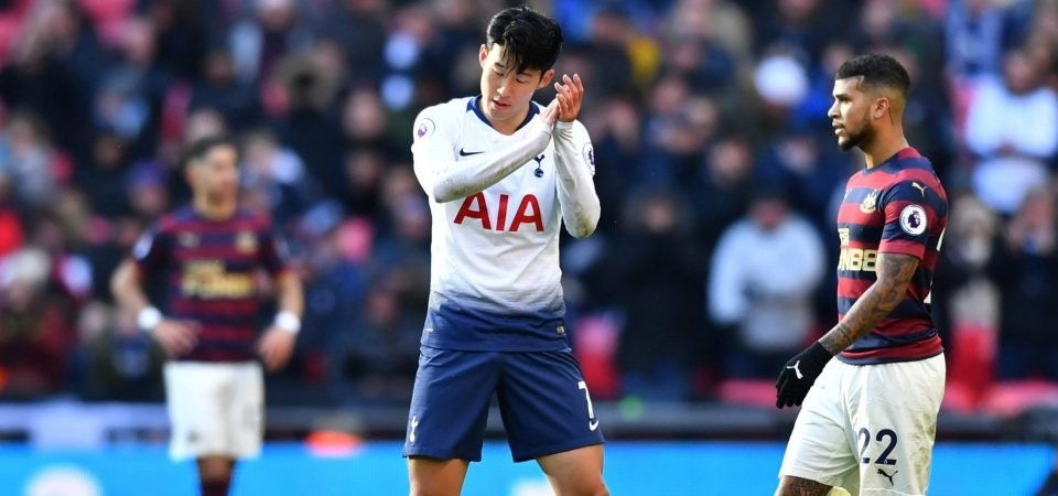Tottenham fans react as Ian Wright reveals how much he thinks Son Heung-Min is worth