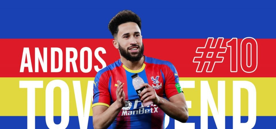 Player Zone: Andros Townsend is entering his peak after finally settling down