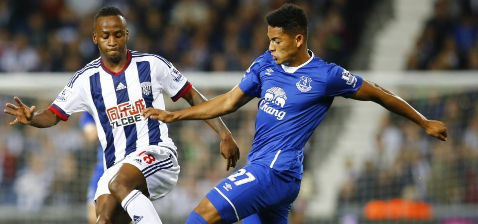 Everton fans react as Tyias Browning's move to China confirmed
