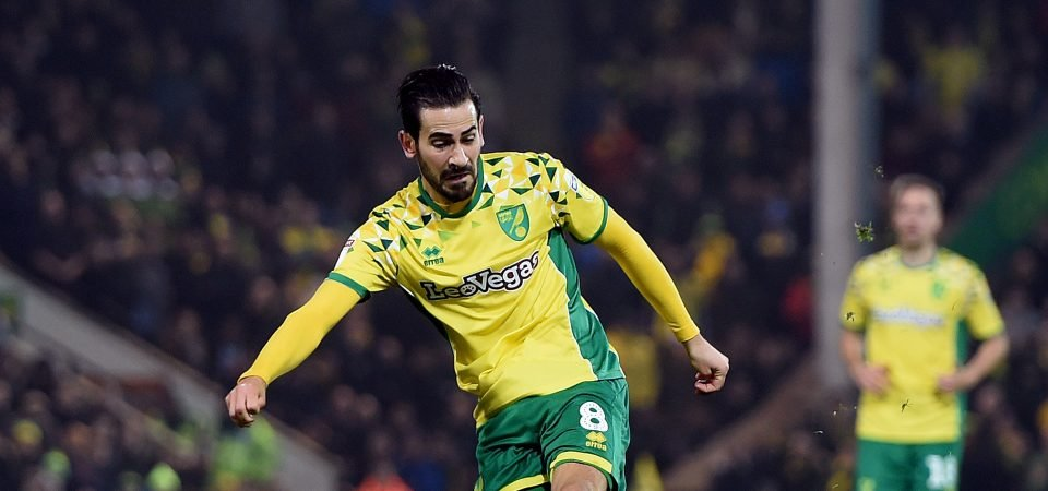 Norwich fans react to the latest injury update on Mario Vrancic