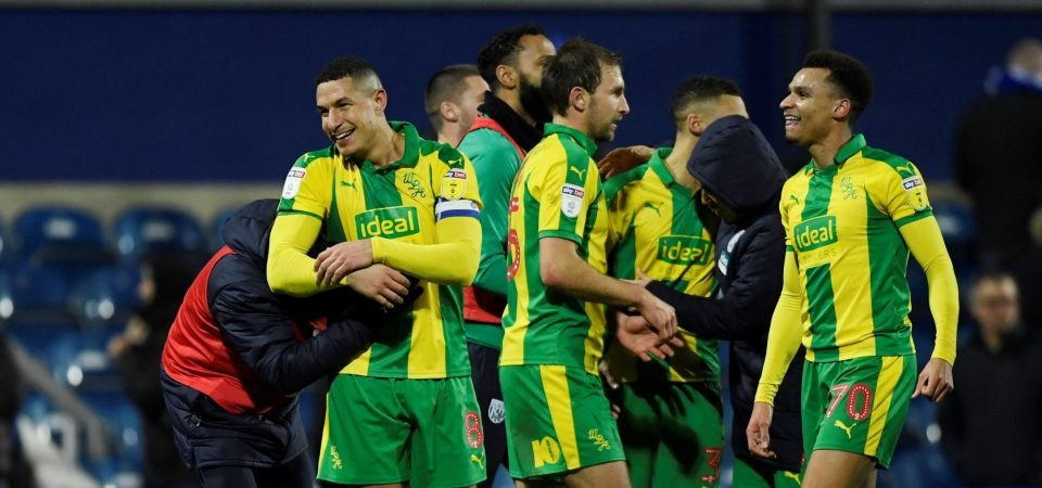 Leeds fans react to West Brom win; Baggies in the title race